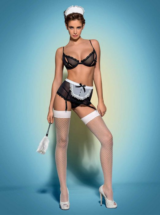 Obsessive Maidme set 5-pcs OB0185