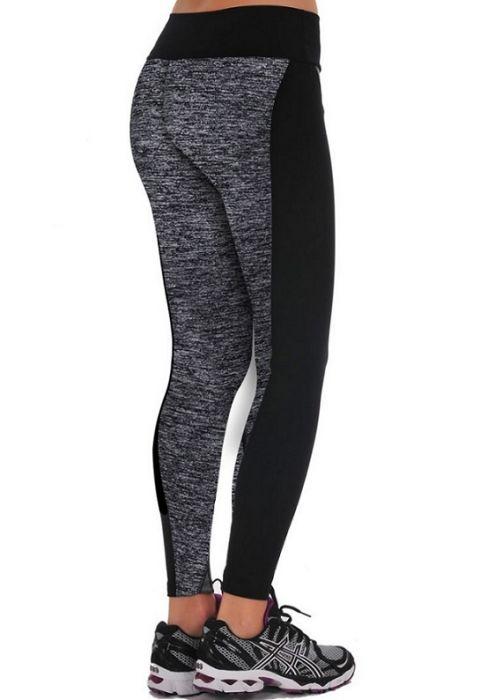 Sporty Grey Leggings MY-21028