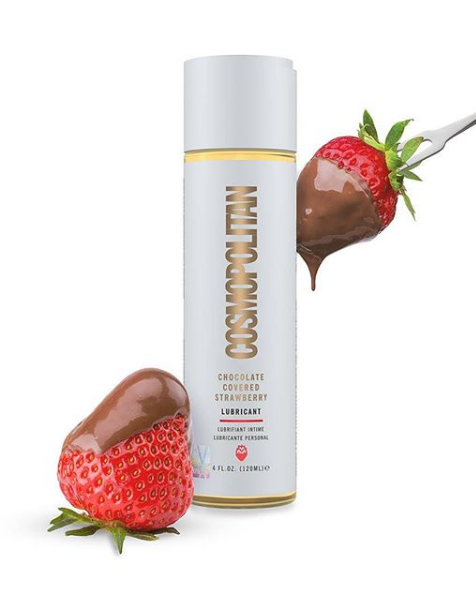 Cosmopolitan Lubricant Chocolate Covered Strawberry 120 ml