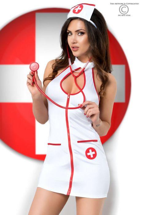 Chilirose Sexy Nurse Set