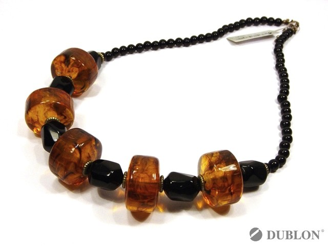 Dublon necklace 10188
