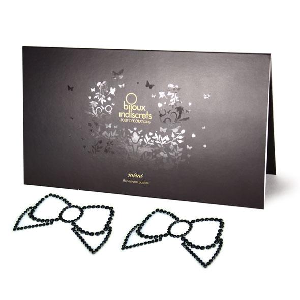 Bijoux Indiscrets - Mimi Bow Silver E23617