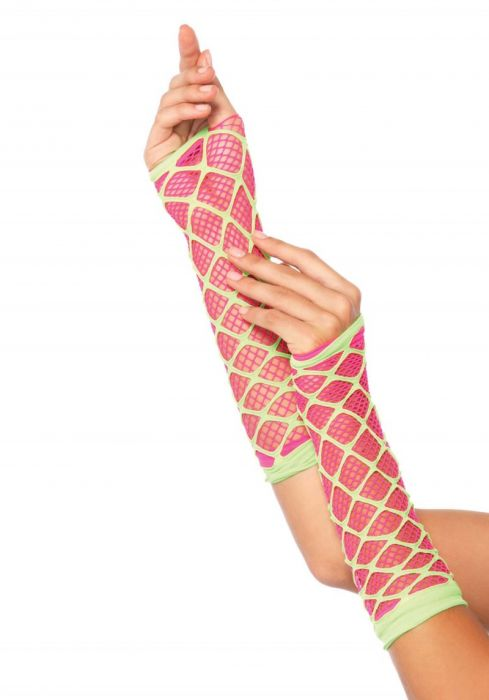 Leg Avenue Neon Arm Warmer