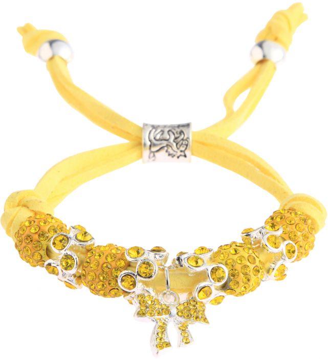Butterfly Bracelet Lemonade Yellow LSB006