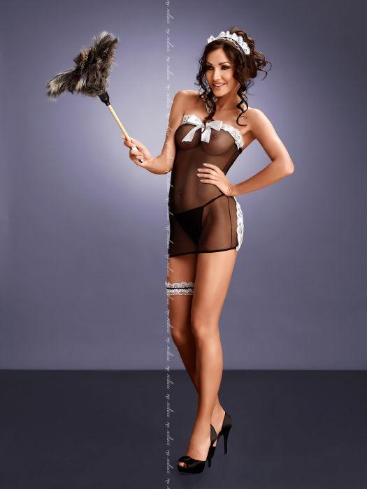 Me Seduce Flavia Maid Costume