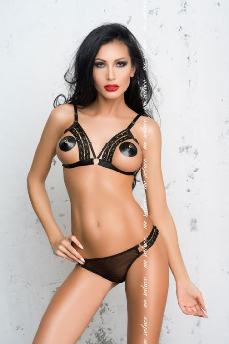 Me Seduce Nina Black Set