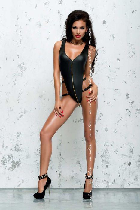 Me Seduce Blanche Body Black MS-0265