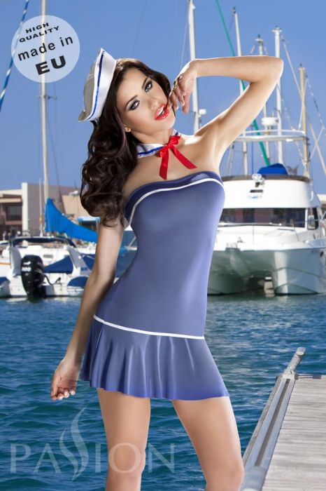 Passion Marine Dress