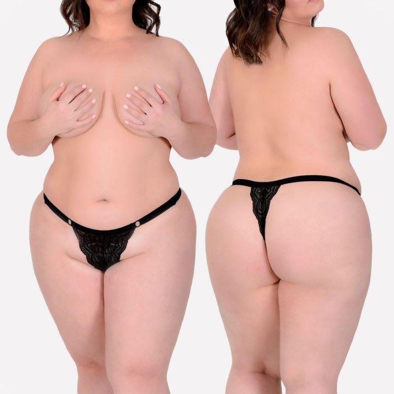 Sensualle Ingrata Black SL-0894