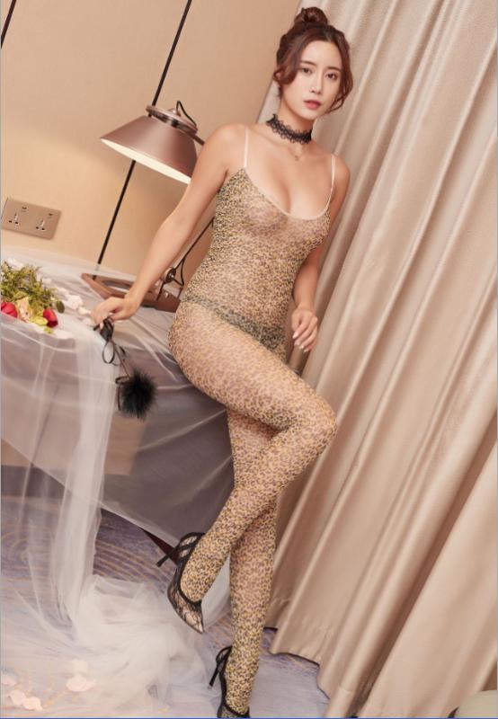 Sexy Bodystocking Leopard  YN2005198