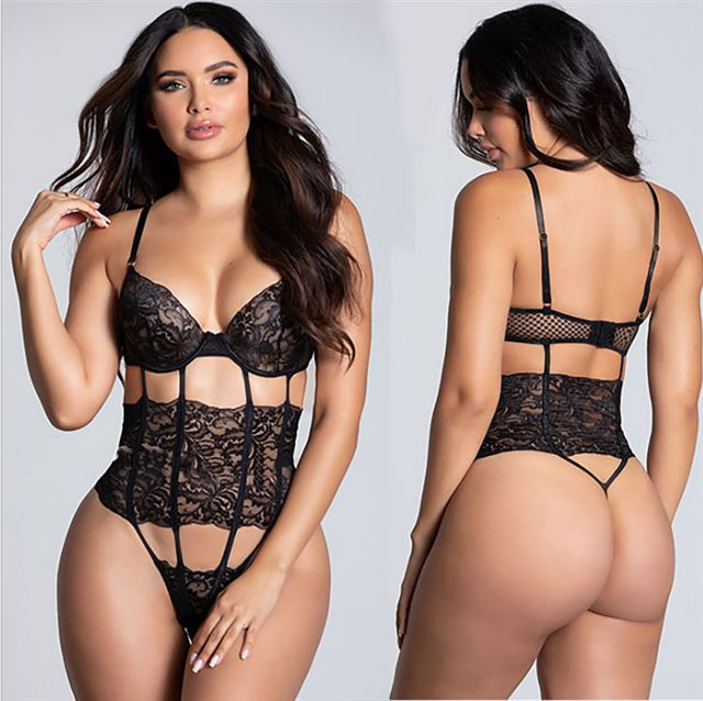 Black Strap Teddy