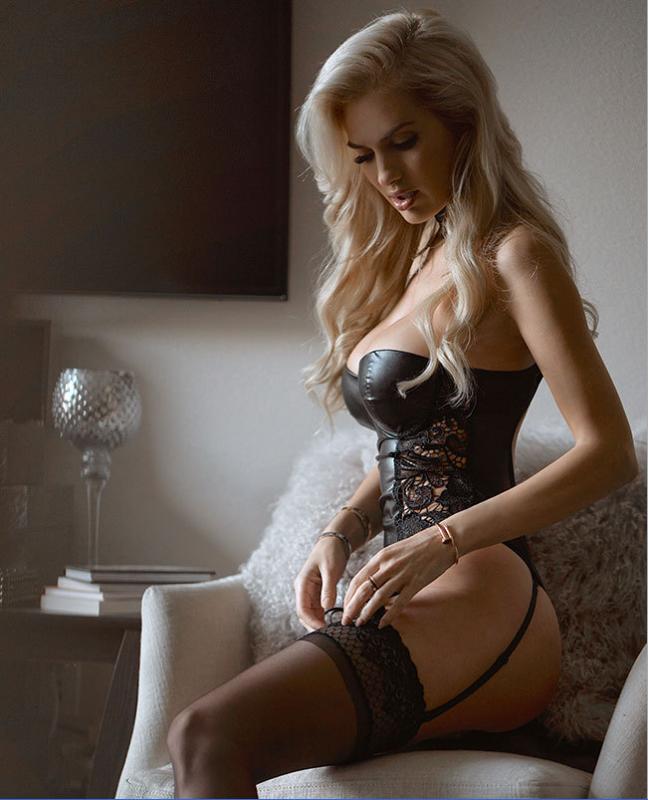 Sexy Leather Teddy Black MY YN910128