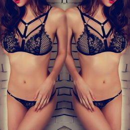 Lace Set Black