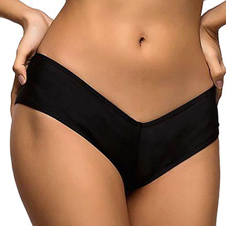 Bikini Bottom Black 10-3445-BK-VRS