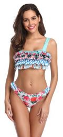 Sexy Bikini Flower 103531