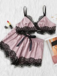 Satin Set Lotus 103005-L