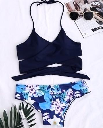 Floral Bikini 10 3379-VRS