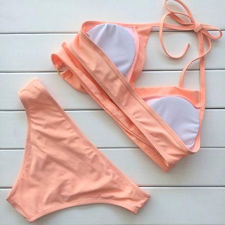 Sexy Bikini Somon 10-3456-P