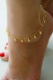 Ankle Bracelet Gold 4022615