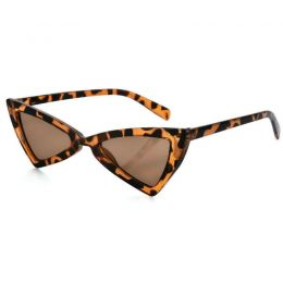 Triangle Eye Sunglasses Leo 402-6281-Leo