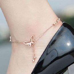 Ankle Bracelet Gold 4114107
