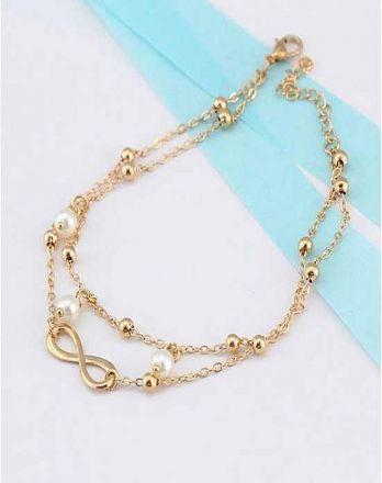 Ankle Bracelet Gold 4461398G