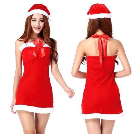 Sexy Santa Red Babydoll 494-7837