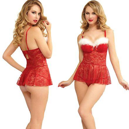 Christmas Babydoll 105103