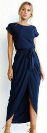 Maxi Dress Navy 107038-NB