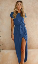 Maxi Dress Blue 107038-RB