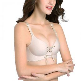 Push Up 6in1 Silicone Bra Nude MY-8016-Nude