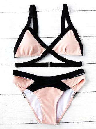 Sexy Bikini Pink MY 80423