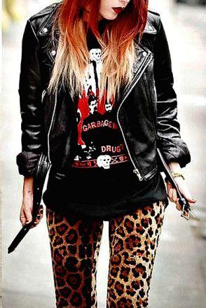 Leopard Leggings MY 81068