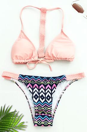 Brazilian Bikini Pink