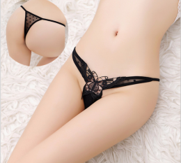 Sexy G-String Black MY-85125-Black