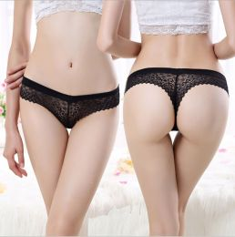 Lace Panty Black MY-860502-Black