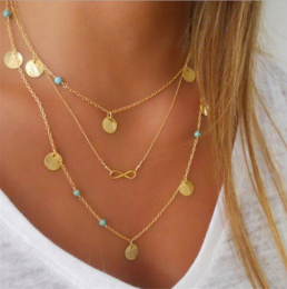 Necklace Gold MY-BZ200120