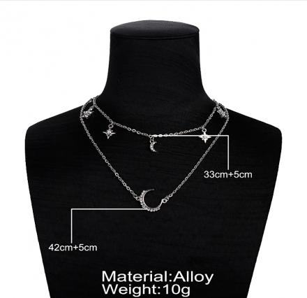 Necklace Silver MY BZ200150