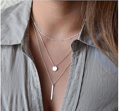 Necklace Silver MYC0231S