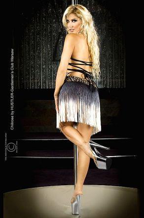 Chilirose Bellydance Dress gray