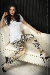 Chilirose Leggings Green CR-3457