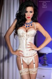 Chilirose Corset & String Gold CR 4320-Gold