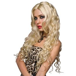 Jennifer Wig - Platinum Blonde E22697