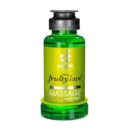 Swede Fruity Love Massage Cactus Lime 100 ml