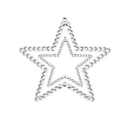 Bijoux Indiscrets - Mimi Star Silver E23623