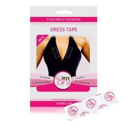 Bye Bra - Dress Tape Clear 30x E29174