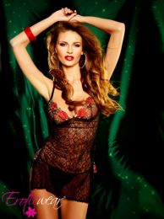 EroticWear Alexis Babydoll EW0034