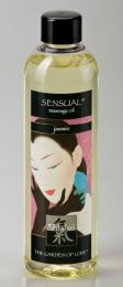 Shiatsu Massage Oil Sensual 250ml