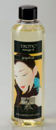 Shiatsu Massage Oil Erotic 250ml