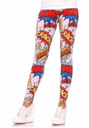 Leg Avenue Crime fighter leggings LG13549